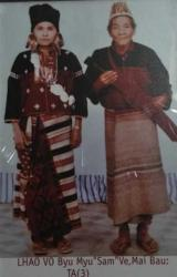 Lhaovo traditional dress 3